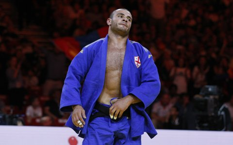 Collapse in Georgian judo, Olympic Champion furious!
